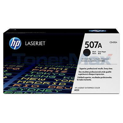 HP LASERJET M551 TONER CART BLACK 5.5K